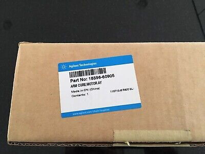 Hp Agilent Arm Core Motor Assy 18596-60905 For 7673 Automatic Liquid Sampler