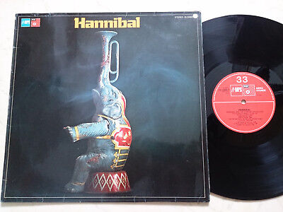 HANNIBAL AND THE SUNRISE ORCHESTRA Same *BASF 1975 VINYL LP*