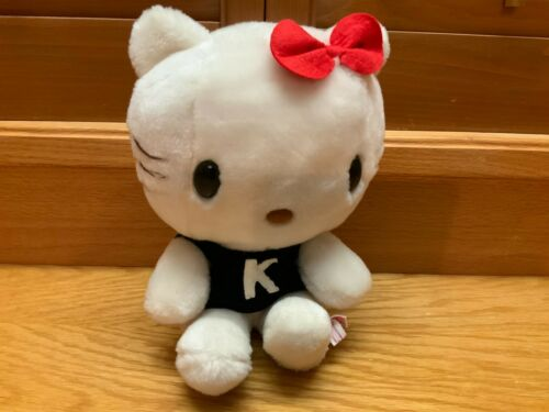 Vintage 1976 Sanrio Hello Kitty Plush