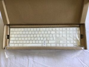 Brand new Apple keyboard with numeric keypad