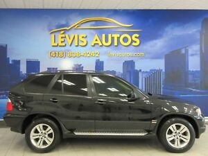 2006 BMW X5 3.0I AWD CUIR CRUISE TOIT PANORAMIQUE