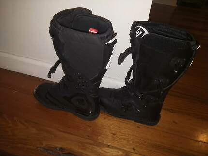 Oneal Dirtbike Boots Brand New