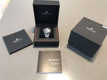 Tag Heuer Chronograph Automatic Calibre 16