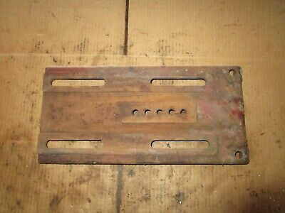 Battery Box Top Seat Base For Farmall 300 350 400 450