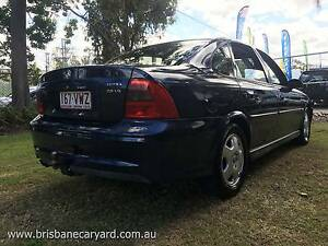 2000 Holden Vectra Hatchback Yeerongpilly Brisbane South West Preview