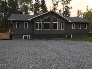 House for rent. Paint Lake, MB.