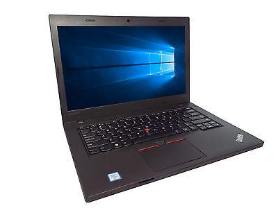 "Lenovo ThinkPad L460 14"" Laptop PC, Core i5 6th Gen 8GB DDR3 500GB HDD Wrt. 2019"