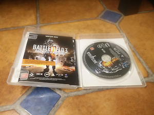 Ps3 video game Battlefield 3 Spring Hill Brisbane North East Preview