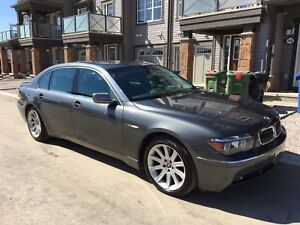 ULTRA RARE 7 SERIES 760 LI V12 WITH SUPER LOW KM