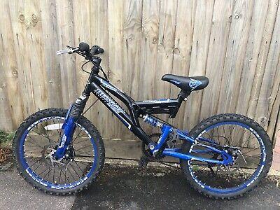 "Dunlop Boys Bike 20"" Wheels"