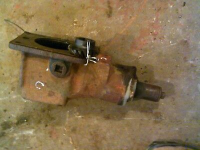 Farmall C Super C Sc Tractor Ih Ihc Belt Pulley Drive Assembly W Good Gear