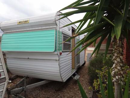 MILLIARD CARAVAN 16 FT REGISTERED