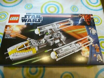 LEGO *NEW* 9495 Star Wars Gold Leader's Y-Wing Starfighter  2012  See Pics