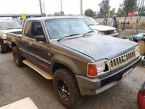 Wrecking 1994 #Ford #Courier PC XL Extra Cab #Ute Manual #4WD Port Adelaide Port Adelaide Area Preview