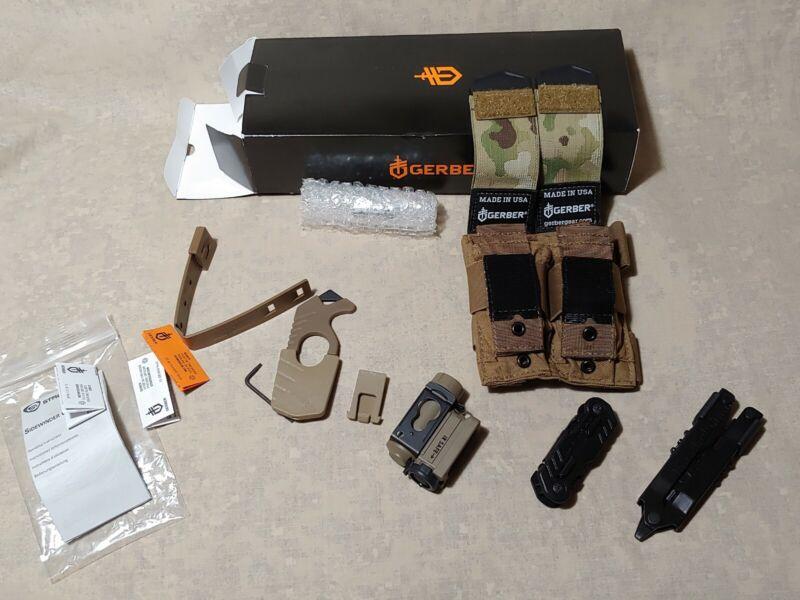 Gerber Individual Deployment Kit ID customfit sheath Multicam sidewinder eFECT