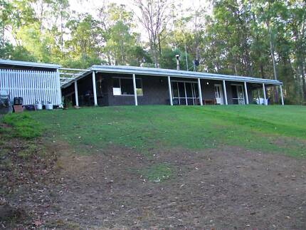 GYMPIE House on 5.4 acres to sell or exchange Gympie Gympie Area Preview