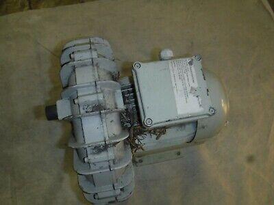 Regenerative Blower Fuji Electric 230460v