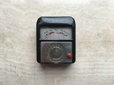 Fotostudio-zubehör Weimar Lux Cds Belichtungsmesser Light Meter Pose Mètre 200529
