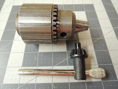 Jacobs 14865 36kd Plain Bearing Heavy-duty 34 Capacity Keyed Drill Chuck