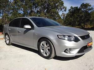 2010 FORD FALCON XR6 Stoneville Mundaring Area Preview