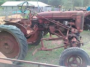 farmall tractors super A Grafton Clarence Valley Preview