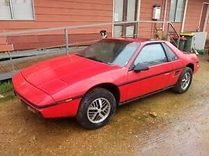 1984 Pontiac Fiero, suit resto,kit car conversion $2500 Gawler Gawler Area Preview
