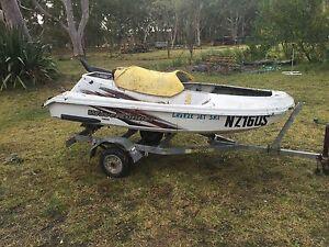 Jet ski  hull only Salt Ash Port Stephens Area Preview