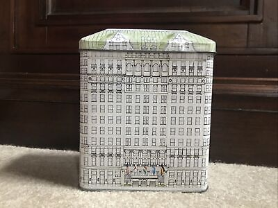 Vintage The Plaza Hotel NYC Tin 1990's MINT UNUSED CONDITION NICE COLLECTIBLE