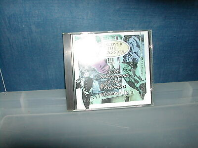 The instruments of the orchestra:Woodwind CD Album 1992 Discover the classics