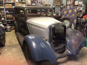 Hotrod,1933 plymouth 4door sedan ,or will swap Baldivis Rockingham Area Preview