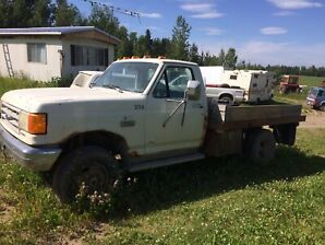 Ford one ton  1991 F 350