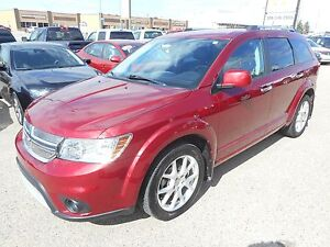 2011 Dodge Journey R/T AWD*Leather*V6*7 pass