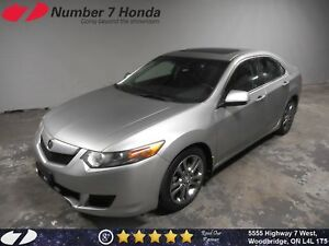 2010 Acura TSX | Sunroof, Power Group Options, 6-Speed Manual!
