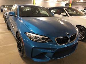 2018 BMW M2 COUPE / RABAIS DE 7235$ / VÉHICULE NEUF /