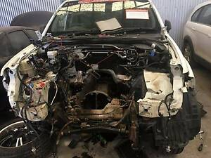 NISSAN NAVARA D40 RX 2007 WRECKING FOR PARTS Yeerongpilly Brisbane South West Preview