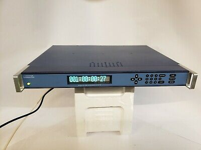 Symmetricom Microsemi Model Xli Time Frequency System Mpn 1510-602