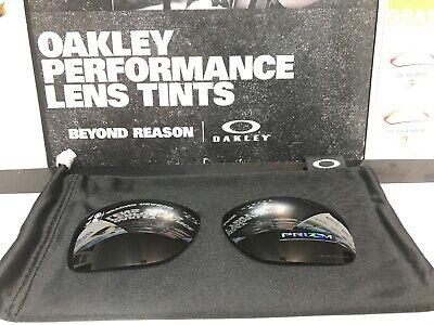 Oakley Gauge 8 L Prizm Black Polarized lenses - Brand New w/ Microfiber Bag