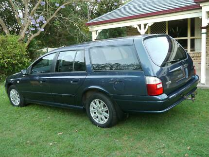 Ford Falcon Futura 2008 Wagon Urgent Be in for New Year Special Greenbank Logan Area Preview