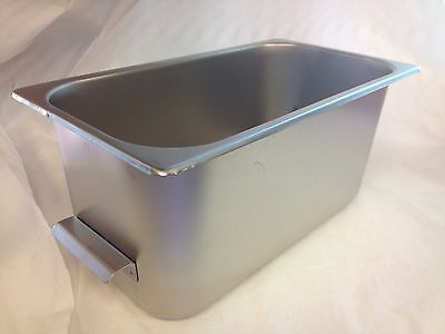 New Stainless Steel Auxiliary Pan For 1-12 Gallon Ultrasonic Tank Partsup112
