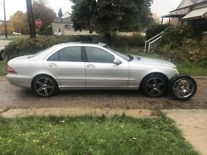 mercedes s 430 for sell