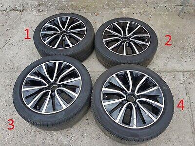 4 x Original Mercedes CLS W257 A2574010700 Sommerräder 9Jx18 H2-N ET 33 Pirelli