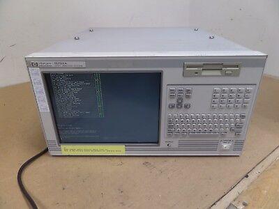 Hp16702a Logic Analysis System