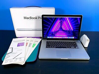 "MacBook Pro Pre-Retina 15"" / 3.5GHz Core i7 TURBO / 1TB / 16GB RAM / OSX-2017"
