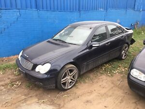 Mercedes Benz C Class W203 2004 automatic now wrecking entire car!! Northmead Parramatta Area Preview