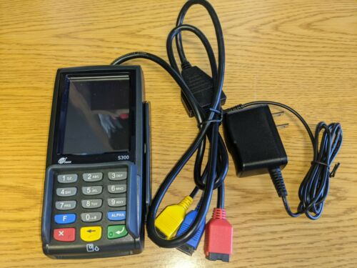 PAX S300 Credit card Terminal - New Never Used - Missing Box