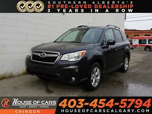 2016 Subaru Forester Convenience w/ Backup Camera, Heated Seats
