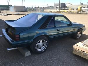 1986 Ford Mustang GT T-top