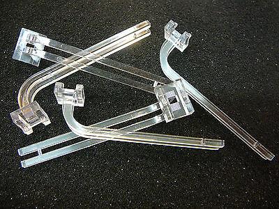 Cmi Thru 6 Series Bright Pipes Optical Light Pipes 1-port 2-pos New 5pkg