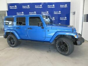 Jeep Wrangler Unlimited 4WD 4dr Sahara