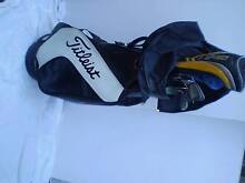Set of clubs with bag Cammeray North Sydney Area Preview